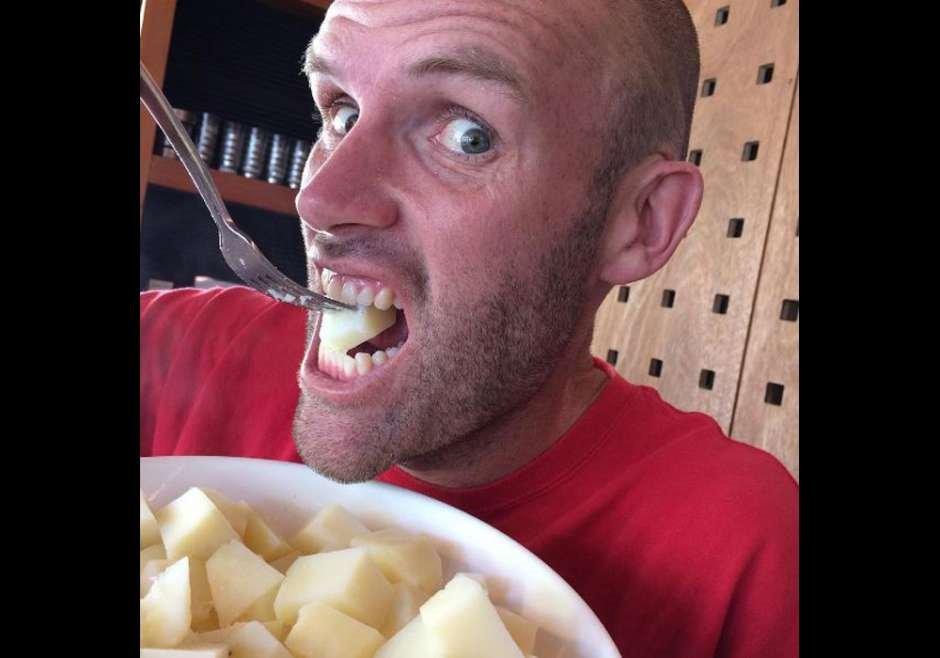ジャガイモダイエット、その驚きの減量効果