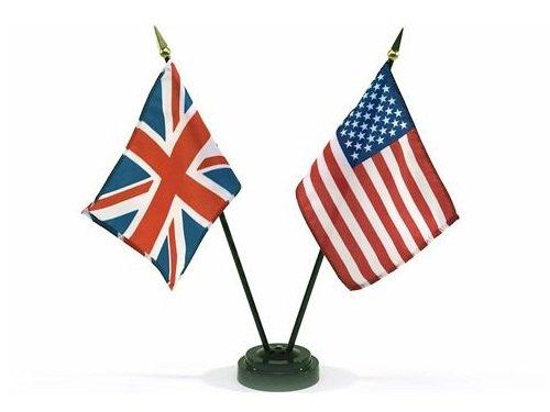 イギリス アメリカ