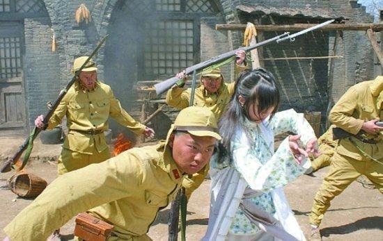 中国の抗日ドラマ