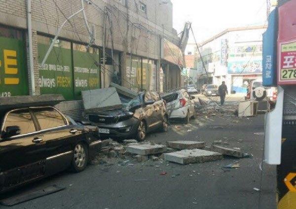 지진 포항에 대한 이미지 검색결과