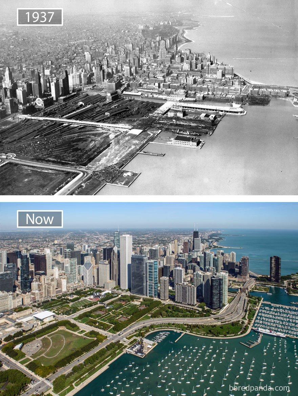 1937 년 시카고, 우사