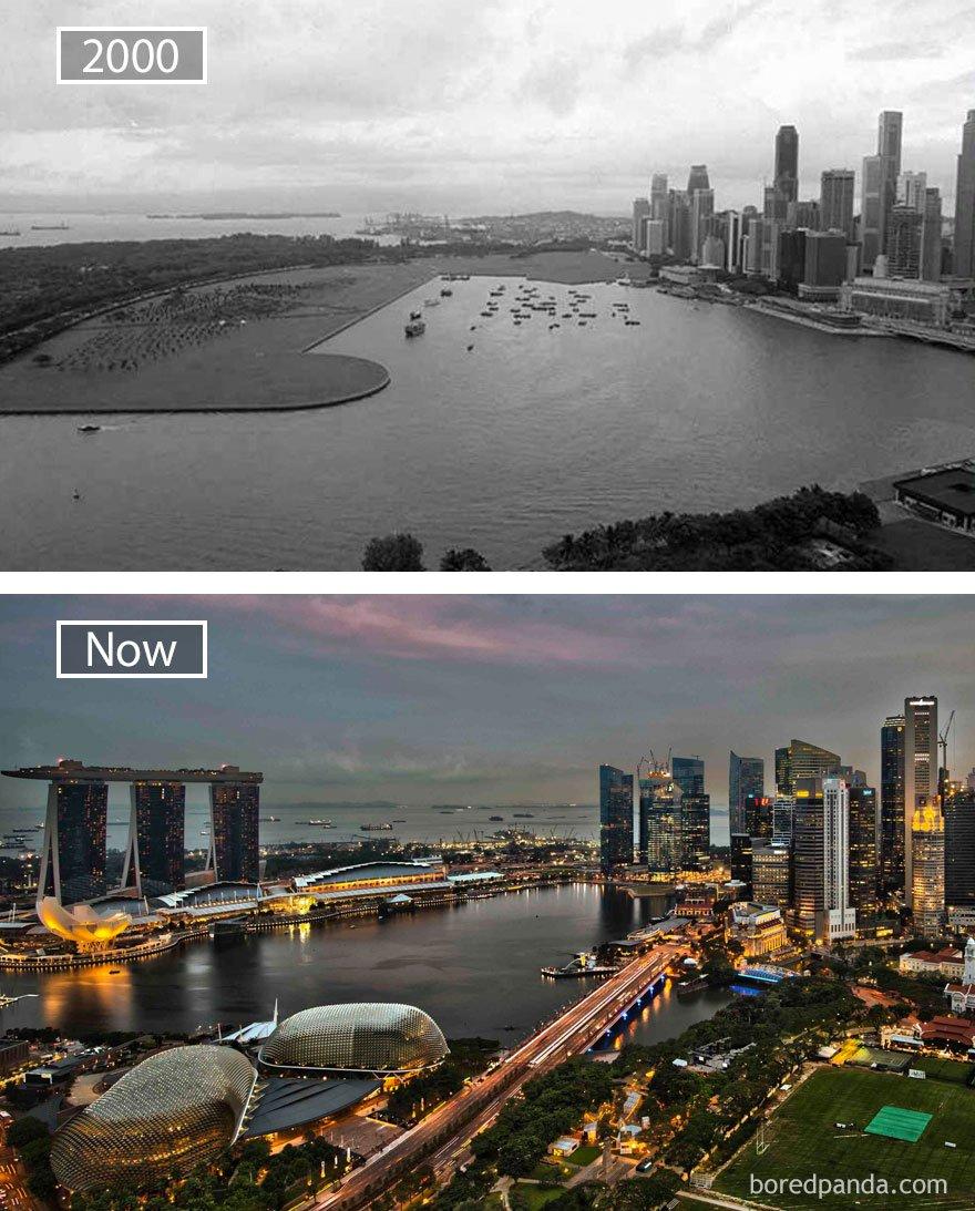 싱가포르, 싱가포르 - 2000 그리고 지금