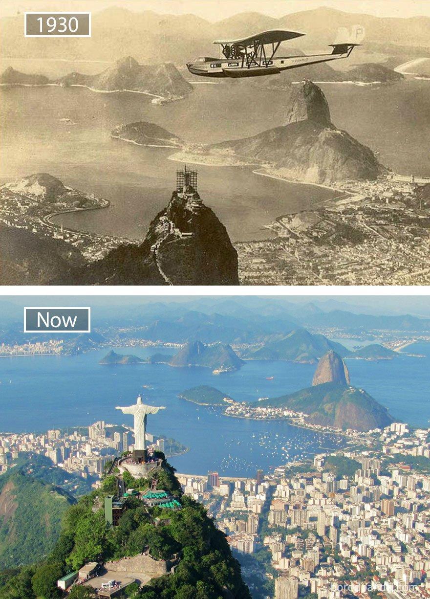 리오 데 자네이로, 브라질 -1930