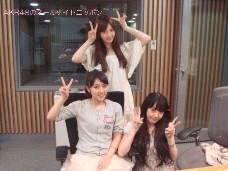 「佐藤亜美菜 AKB48のオールナイトニッポン」の画像検索結果