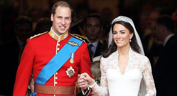 「キャサリン妃 結婚式」の画像検索結果