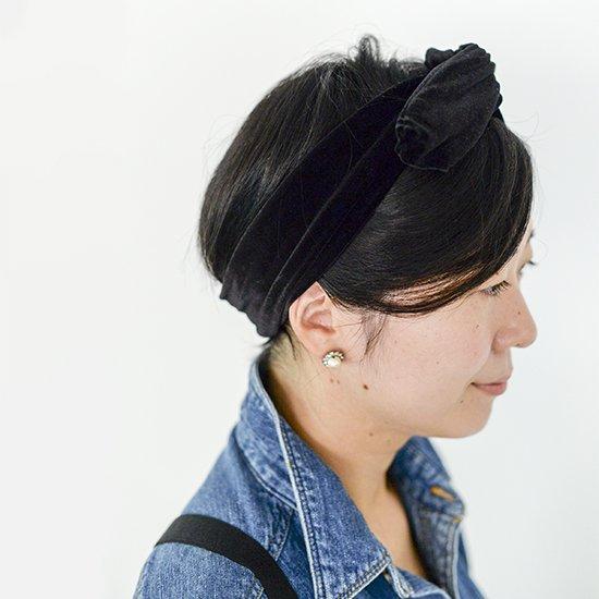 headband fashionable hiarmakeup fashionhorkawa DF2 0040 , おしゃれに決めよう!ヘアバンド の付け方