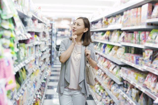 「スーパー 買い物」の画像検索結果
