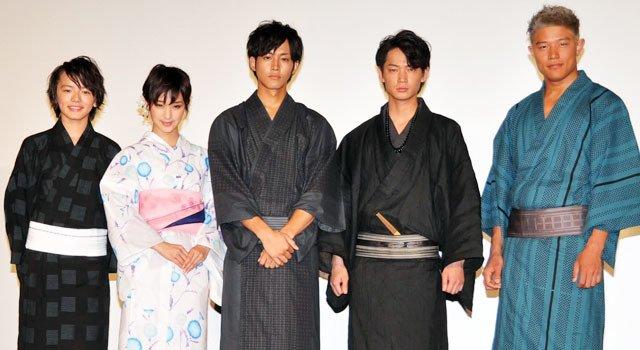 松坂桃李 身長에 대한 이미지 검색결과