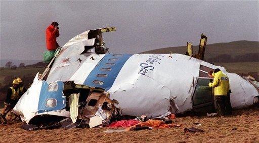 「パンアメリカン航空103便爆破事件」の画像検索結果