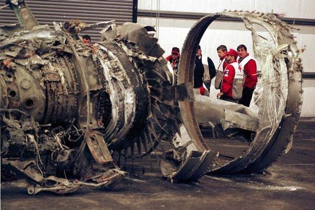 「エジプト航空990便墜落事故」の画像検索結果