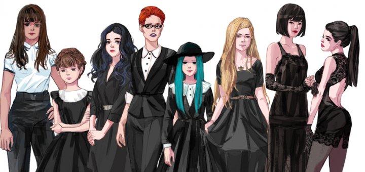 《北投女巫》