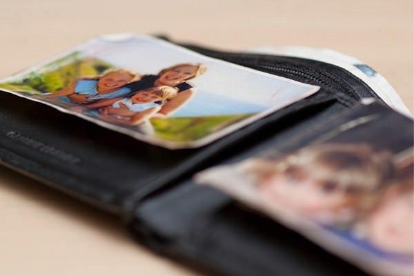 「財布 赤ちゃんの写真」の画像検索結果
