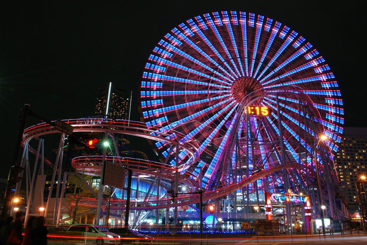 「横浜 コスモワールド」の画像検索結果