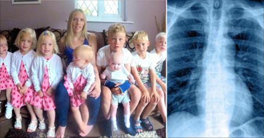 cloe and kids.png?resize=412,275 - Healthy 31-Year-Old Father Suddenly Passed Away, Leaving Wife With Eight Children