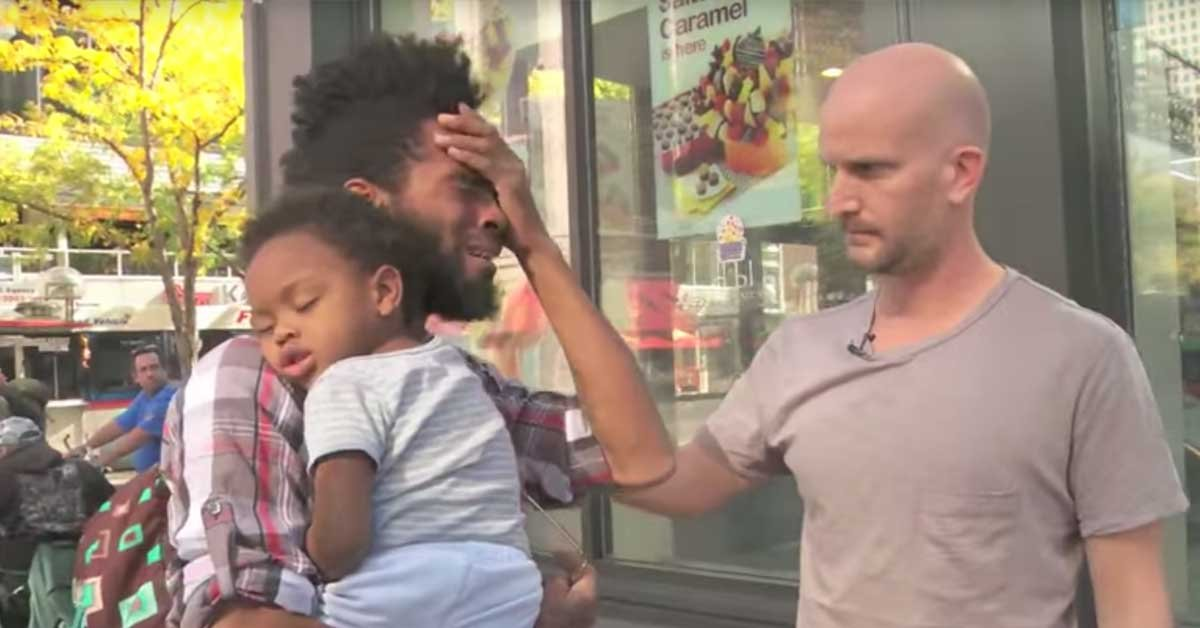 james.jpg?resize=1200,630 - TV Host Leaves Single Father In Tears After What He Does