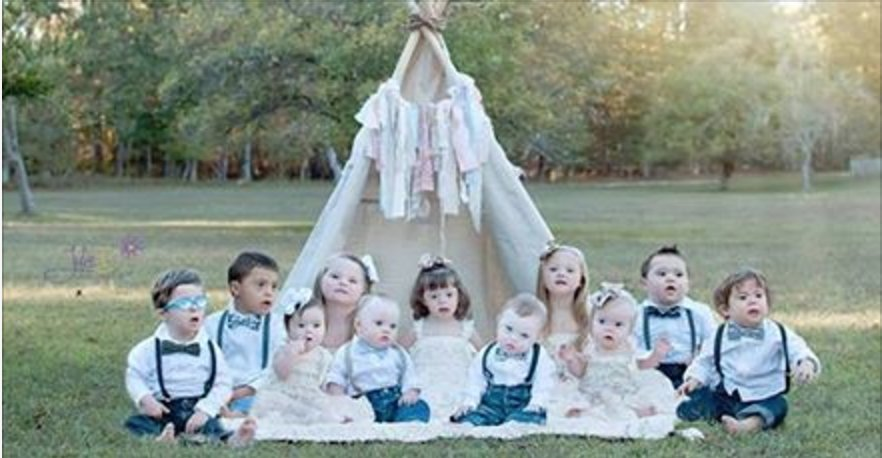 julie wilson photo - Photographer Perfectly Captures the Beauty and Innocence of Kids with Down Syndrome