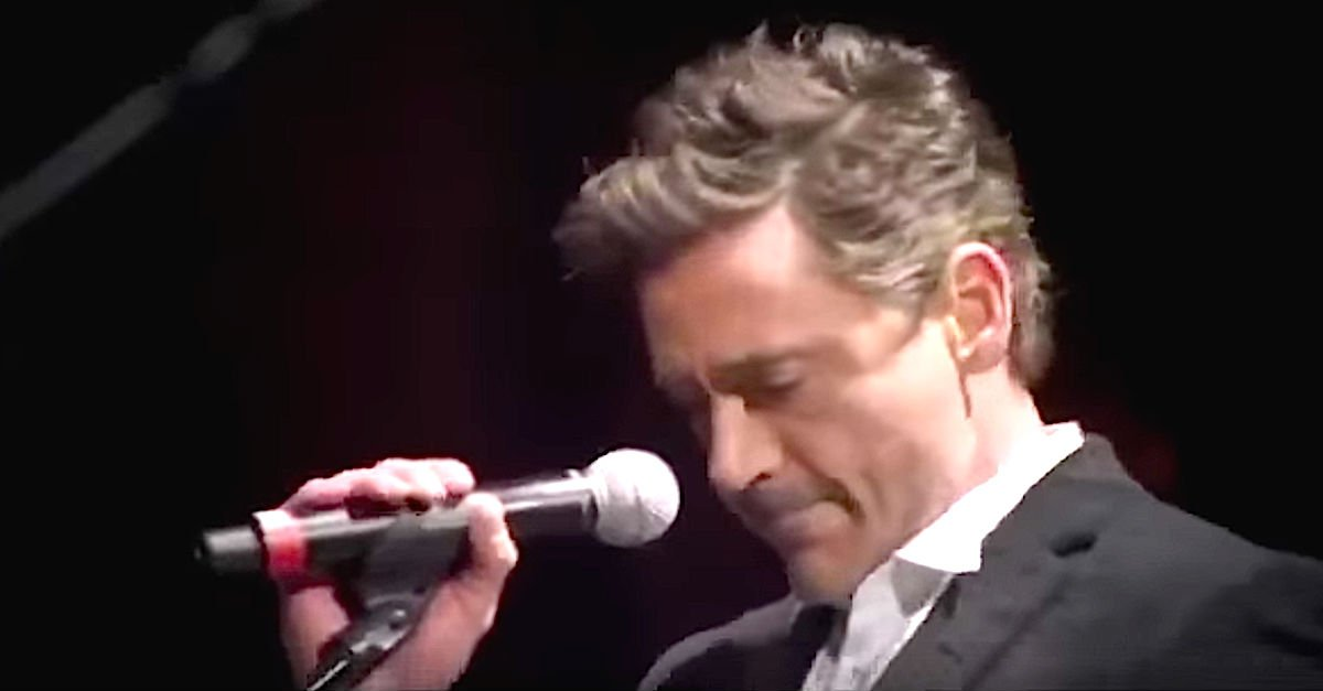 rdj - Famous Actor Nervous To Perform With Sting. But When He Opens His Mouth? My Jaw DROPPED!