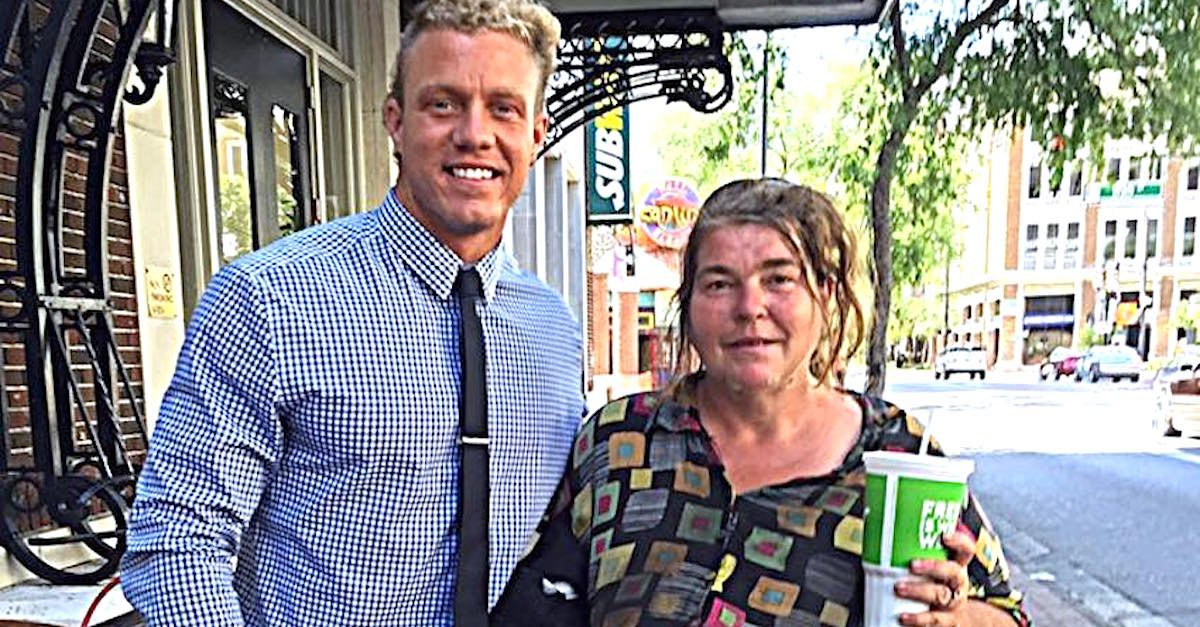 13076747 10154127773698834 2314564707123783640 n1.jpg?resize=412,232 - Personal Trainer Teaches Homeless Woman How To Read