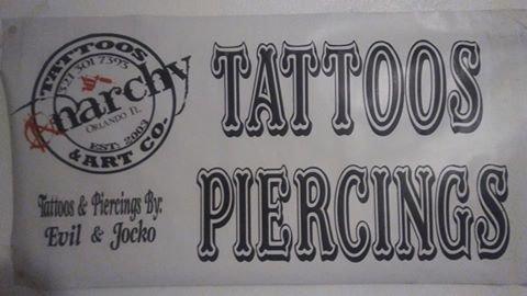 Facebook/ Anarchy Tattoos & Art Co.