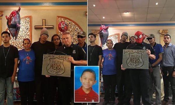 Image Credit: Heroes & Cops Against Childhood Cancer