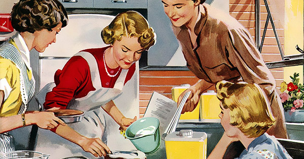 3943074133 010c65c4e1 b.jpg?resize=300,169 - How To Be The Perfect Housewife REVEALED! This Is Insanity!