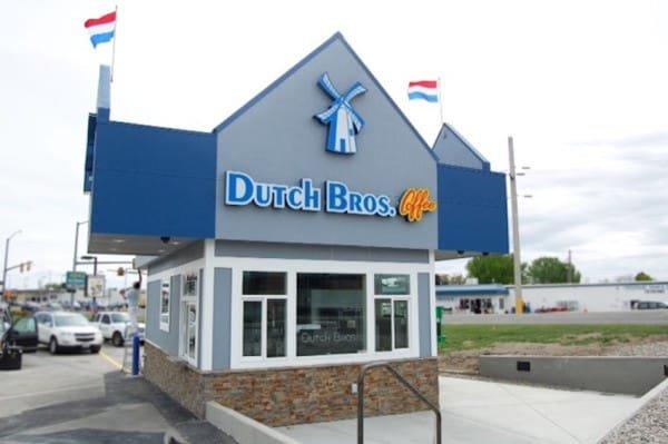 Dutch Bros. Coffee establishment