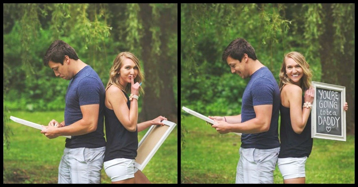PicMonkey Collage9.jpg?resize=412,232 - Wife Asks Husband To Do Photoshoot Together, Then Her Surprise Brings Him To Tears