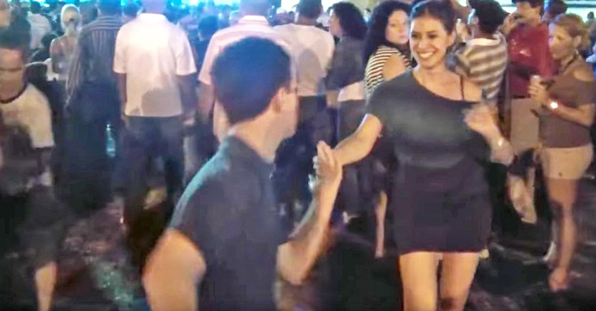 Screen Shot 2016 05 20 at 1.38.51 PM 1.jpg?resize=300,169 - Teenage Boy Asks Older Woman To Salsa Dance Together And Their Moves Are Amazing!