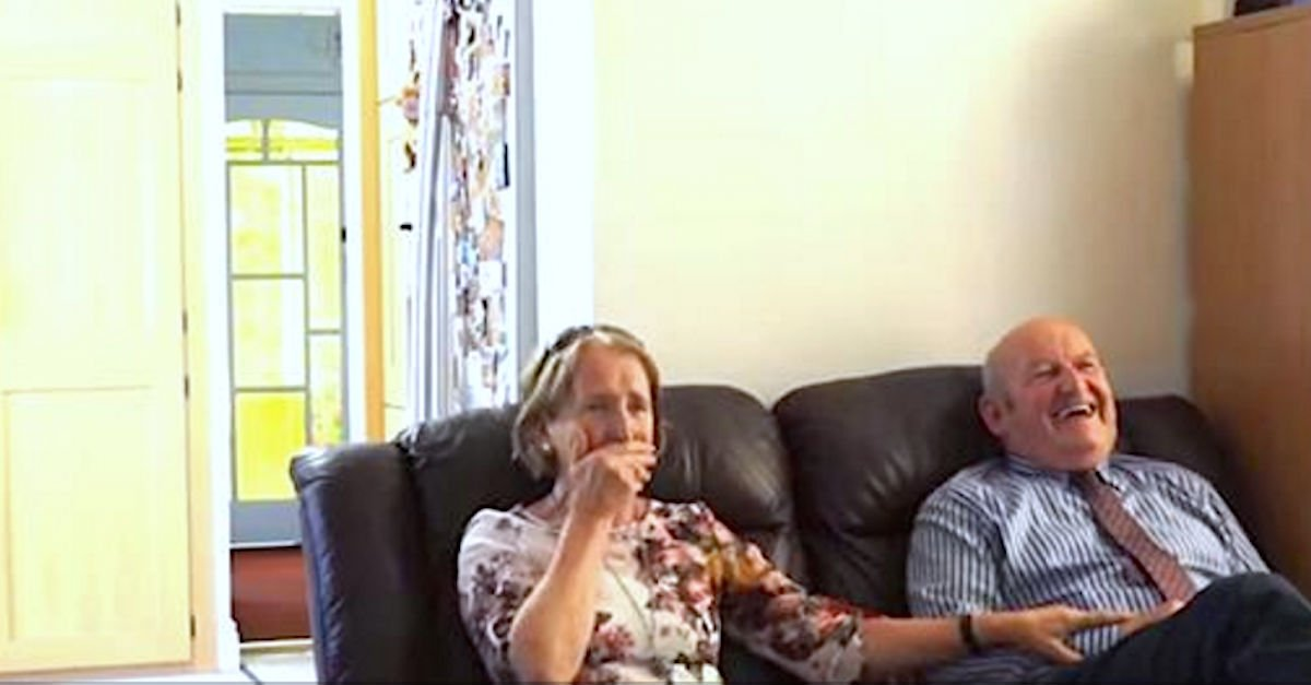 Screen Shot 2016 08 16 at 11.jpg?resize=1200,630 - Video: Grandparents Watched A Slideshow Of Their Grandson, But Have No Clue He Was In The Room Behind Them