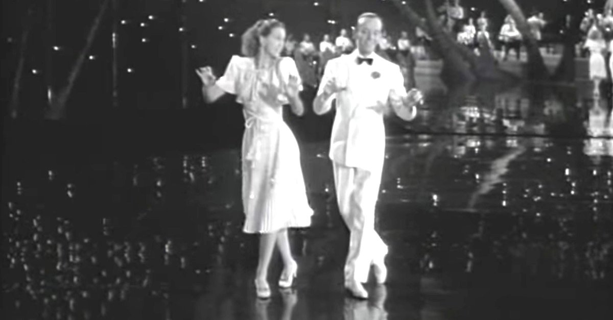 fred astaire.jpg?resize=412,275 - Fred Astaire Found His Match, Together They Had Astonishing Footwork!