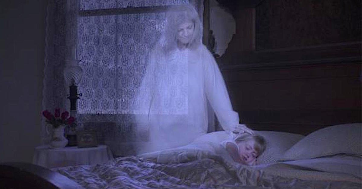 ghost SJ.jpg?resize=1200,630 - How to Know if Your Deceased Loved Ones are Sending You Messages from Beyond