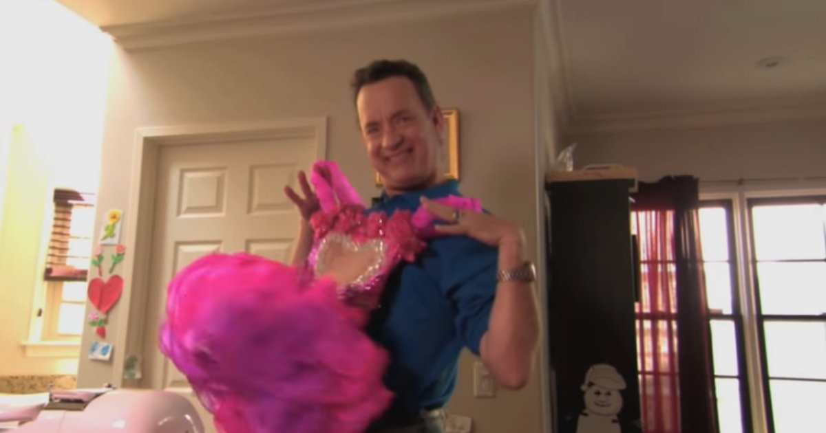 tom hanks beauty pageant.jpg?resize=1200,630 - Tom Hanks Appeared On Toddlers & Tiaras With His Daughter's Pink Dress!