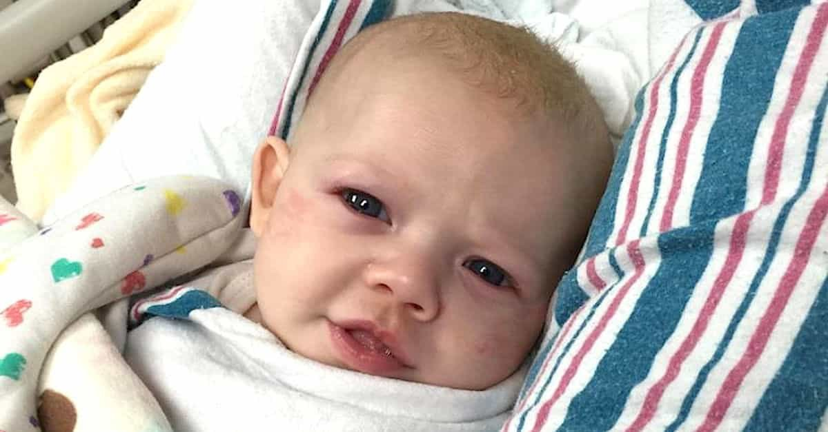vonvon rsv baby min 1.jpg?resize=1200,630 - Dad Warned Other Parents Of RSV, A Deadly Disease That Can Easily Be Mistaken As Common Cold In Babies