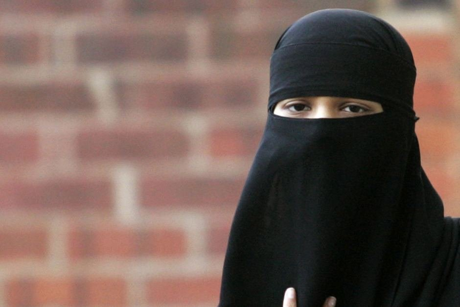 A woman in a Niqab. Often mistakenly thought to be a Burka. Image Credit: Reuters