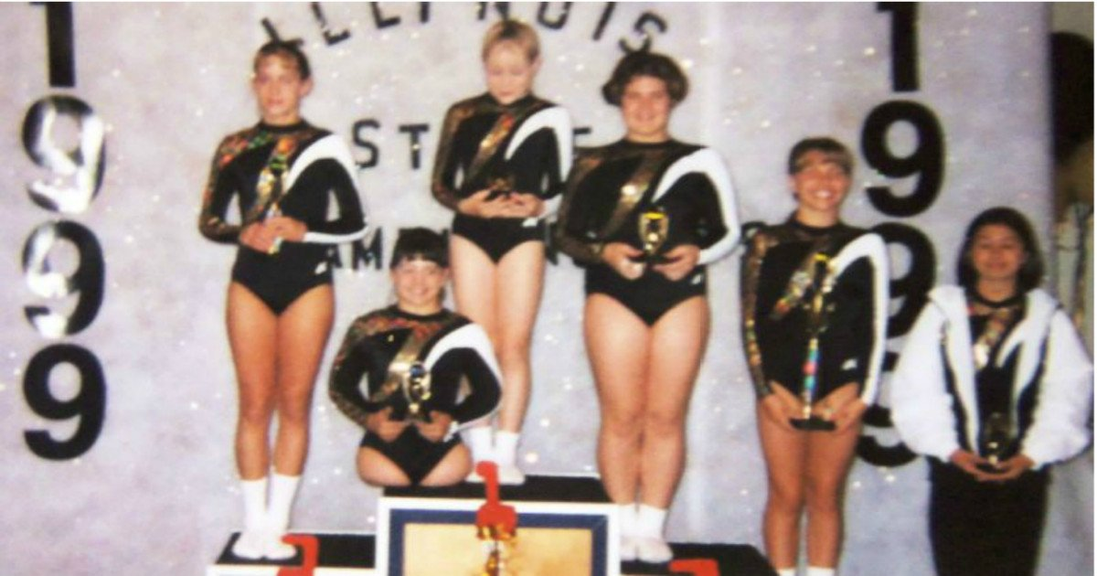 adopted gymnast surprising truth.jpg?resize=1200,630 - Girl Born With No Legs Who Was Abandoned By Biological Parents Became A Gymnast