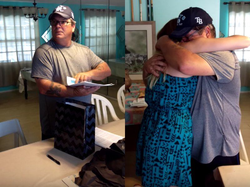 adoption 1.jpg?resize=412,232 - This Girl Gave Her Stepdad The Best Birthday Gift He Could Ask For.. Get Your Tissues Ready!