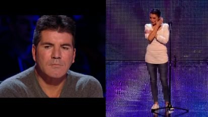 britains got talent fredenham 412x232.jpg?resize=412,232 - Woman Who Was Afraid To Go Up The Stage Surprised Judges With Her Voice