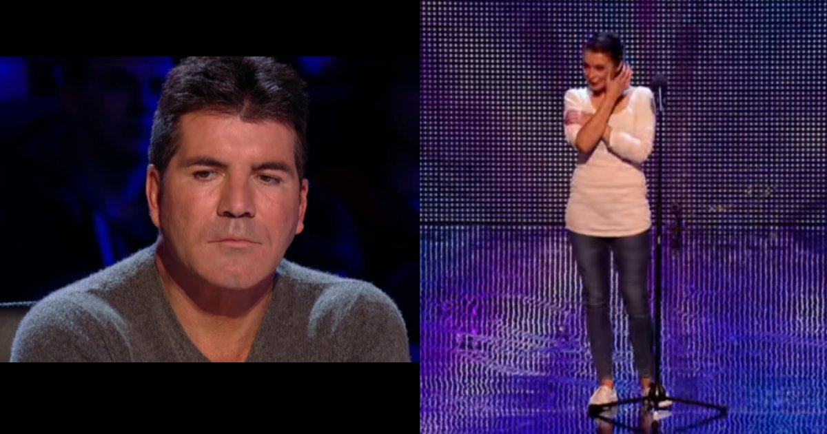 britains got talent fredenham.jpg?resize=1200,630 - Woman Who Was Afraid To Go Up The Stage Surprised Judges With Her Voice