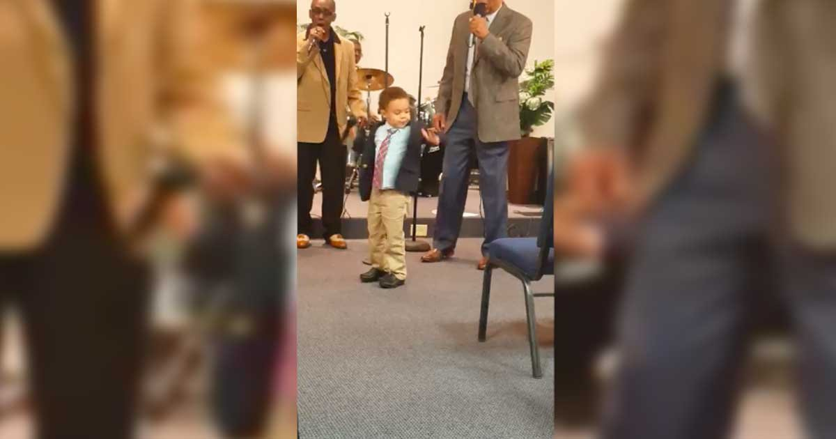 church.jpg?resize=412,232 - The Heavenly Voice Of 4-Year-Old Boy Surprised Churchgoers