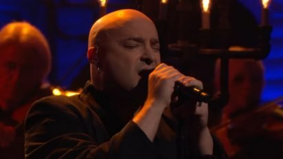 disturbed covers simon and garfunkel 412x232.jpg?resize=412,232 - Heavy Metal Band Disturbed Made A Cover Of 'The Sound Of Silence'