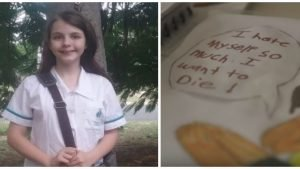 school blames bullied girl 300x169.jpg?resize=300,169 - Bullied Girl Attempts Suicide, But School Says It's Her Fault For Being Weird. So, Her Mother Does THIS..