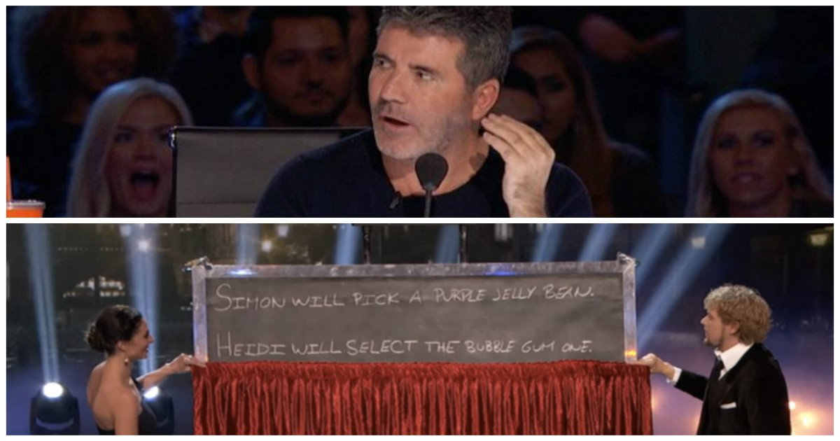 simon clairvoyants.jpg?resize=412,232 - Professional Mentalists Read Judges' Minds In Their America's Got Talent Performance