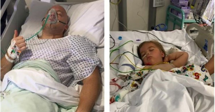 thggh.jpg?resize=1200,630 - Brave Dad Didn't Think Twice And Donated His Kidney To Save His Sick Daughter's Life
