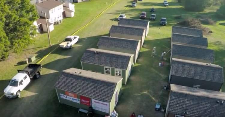 tnhmw.jpg?resize=1200,630 - City Built Tiny Homes For Homeless Veterans For Free As A 'Thank You'
