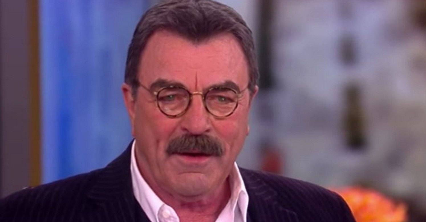 tom selleck.png?resize=412,232 - Actor Tom Selleck Claimed Jesus Christ Is Responsible For All His Successes In Life
