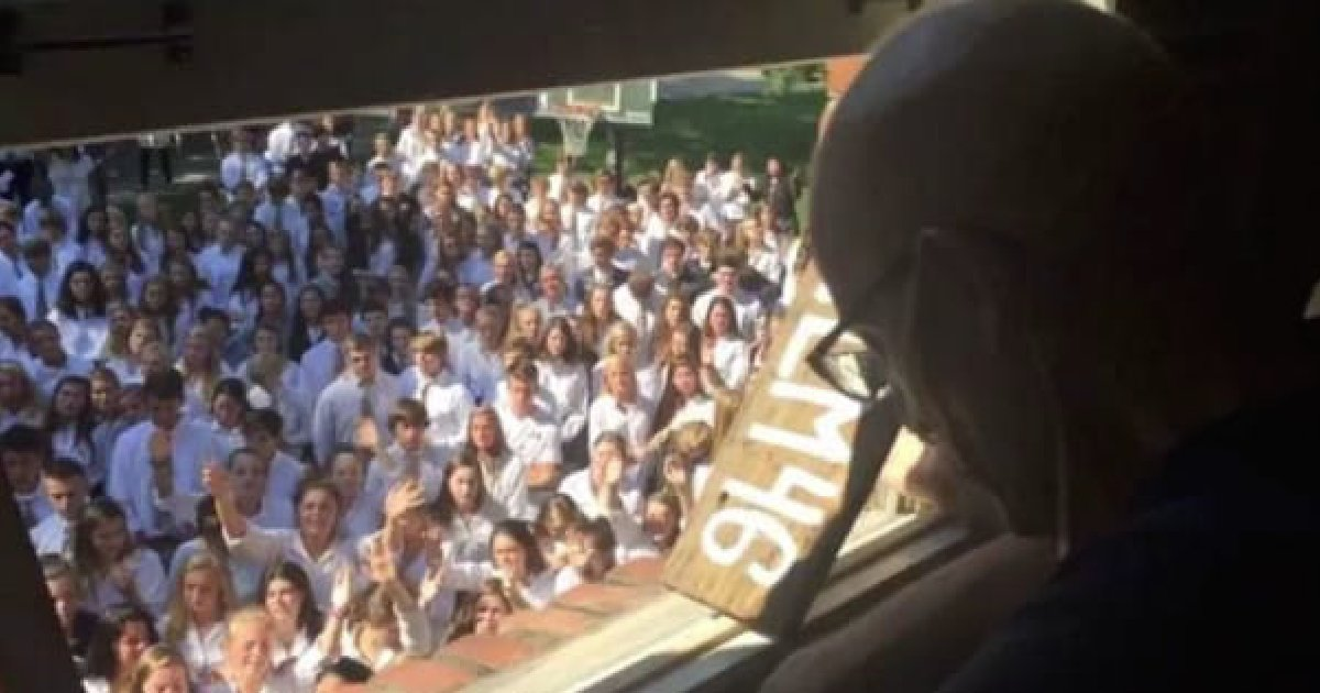 ben ellis cpa cancer feature.png?resize=1200,630 - Over 400 Students Skipped Class And Went To Their Teacher's House To Pray For Him