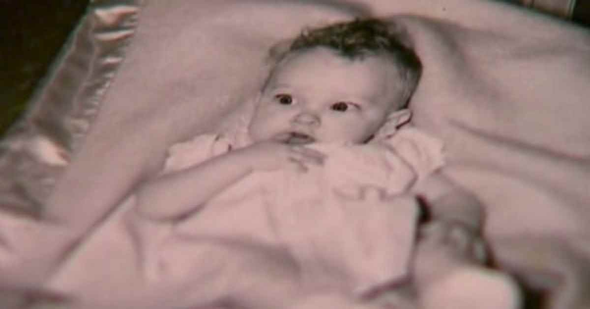 dave hickman baby.jpg?resize=1200,630 - 14-Year-Old Boy Found Baby In the Woods. 58 Years Later, They Finally Meet Again