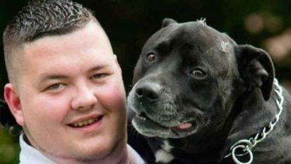 final dog saves owner suicide min 1 412x232.jpg?resize=412,232 - Homem tenta se suicidar e é salvo pelo seu cachorro - não há limites para a sensibilidade dos animais