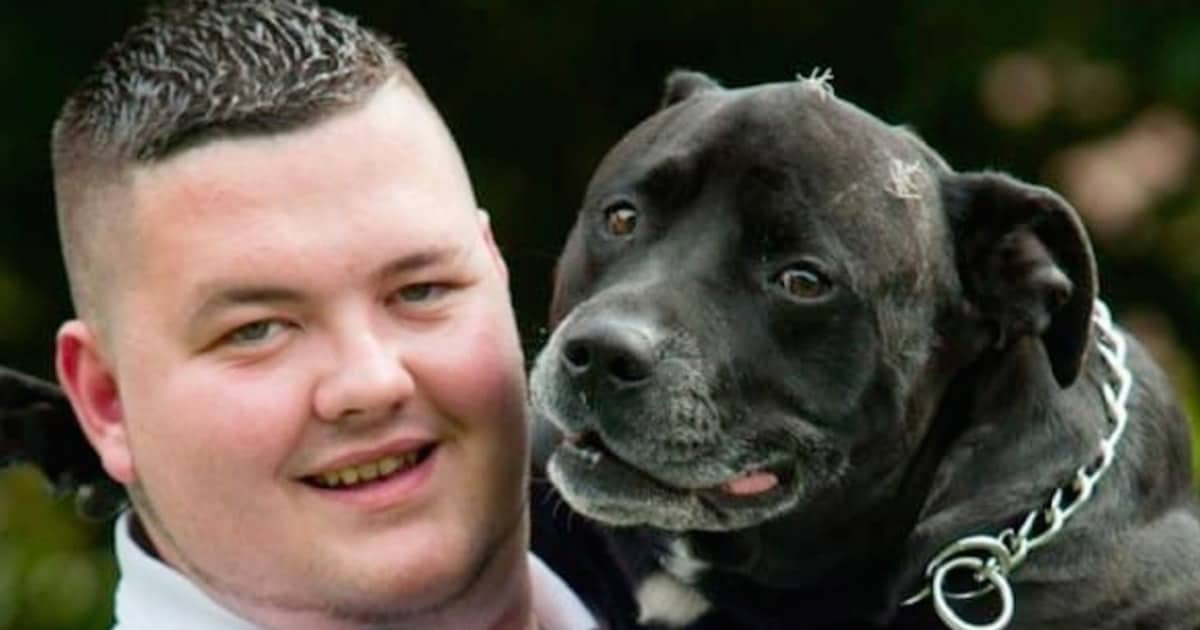 final dog saves owner suicide min.jpg?resize=1200,630 - Depressed Man Tries To Hang Himself, But He Stops When His Dog Does THIS...
