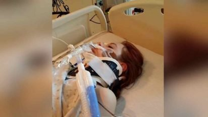 kelliee jo alcohol warning 412x232.jpg?resize=412,232 - Mother Spoke Out After Her Daughter Was Left Hospitalized Because Of Drinking Lethal Dose Of Alcohol
